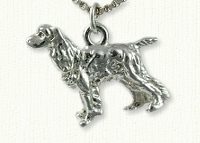 Cocker Spaniel Charm - Dog Charm