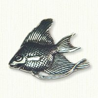 Angel Fish Charm/Pendant