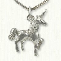 Small Unicorn Charm
